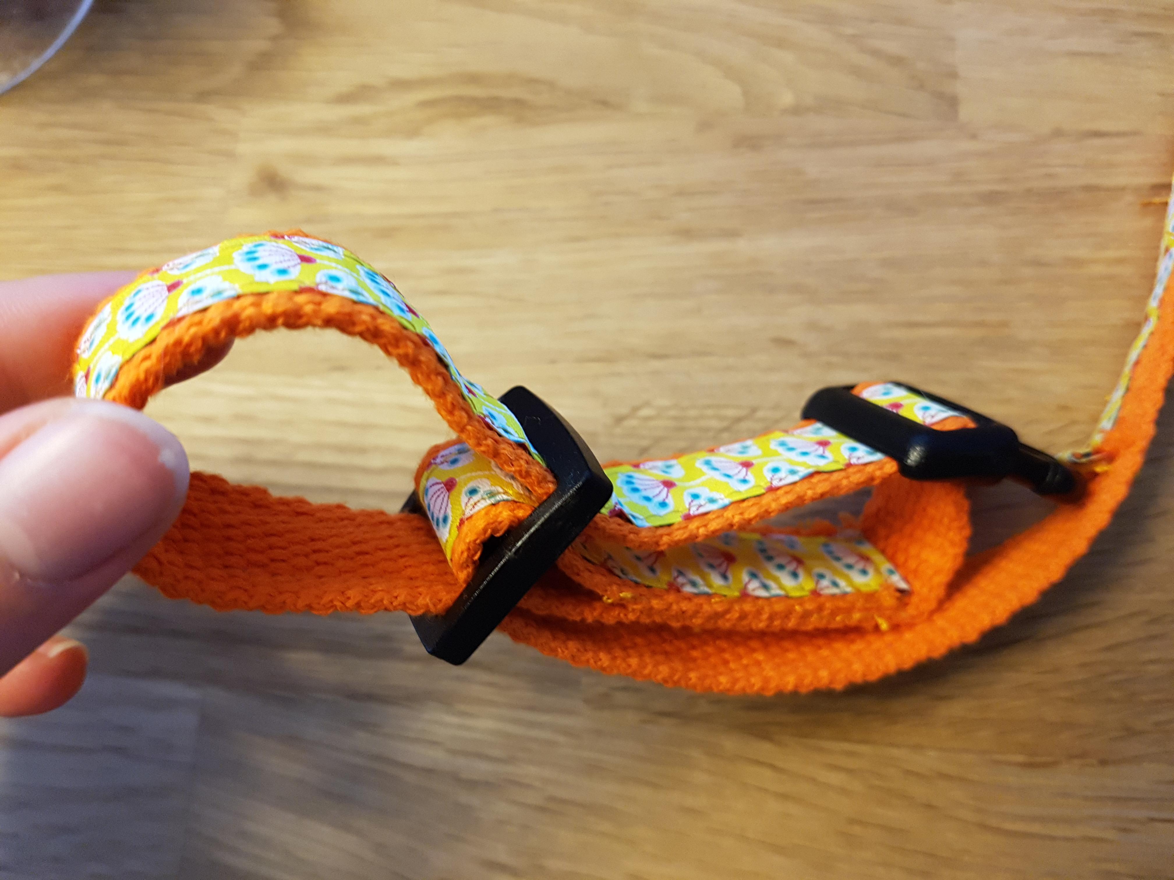 Hundehalsband selbst machen
