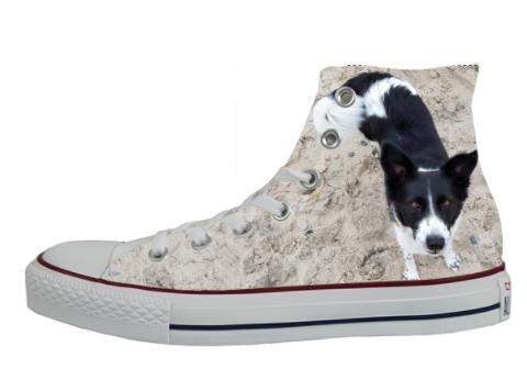 Turnschuhe Selbst Gestalten Schuhe Mit Deinem Hund Www Hunde