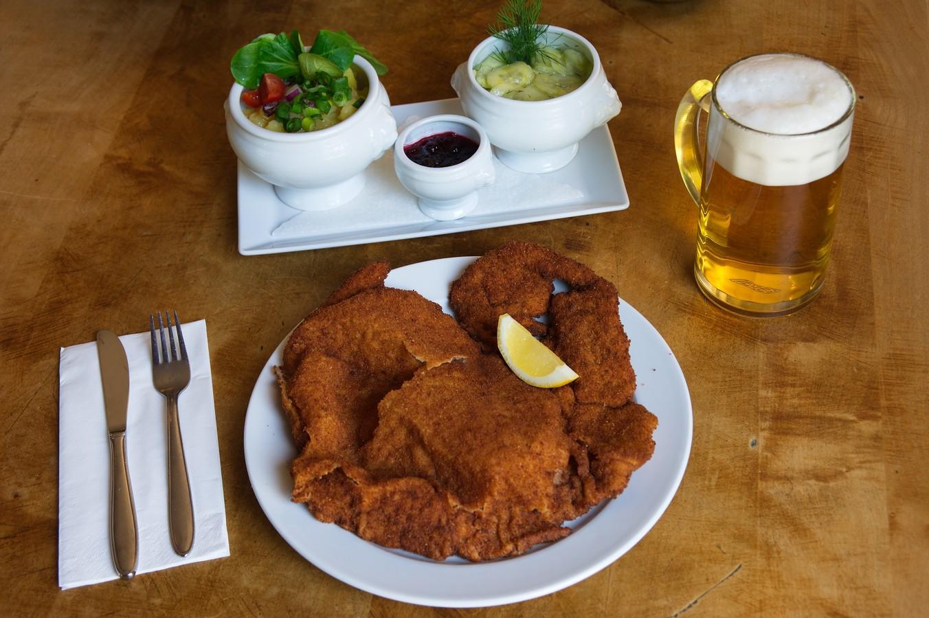 Delightful Austria U2013 Deftig österreichische Küche
